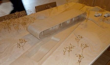 滑板小屋创意设计