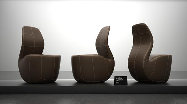 烟斗椅子创意设计