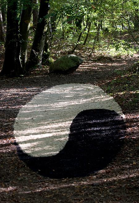 以大自然为画布的艺术作品创意设计