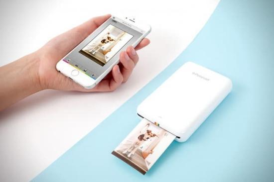 宝丽来便携微型打印机创意设计