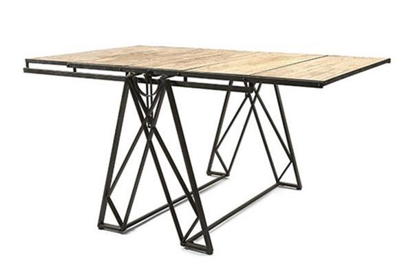 多功能变形餐桌创意设计