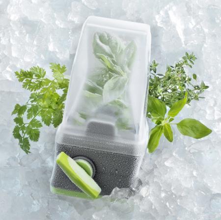 冰冻香草研磨器创意设计