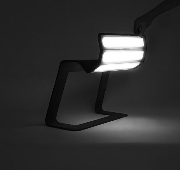 可翻折的LED灯创意设计