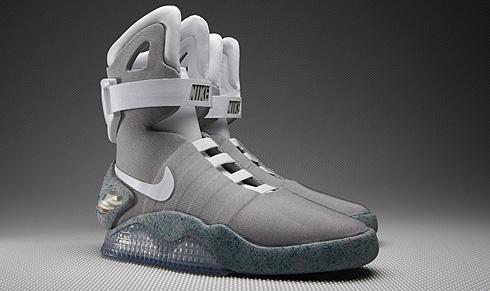 耐克自动系鞋带专利:2015年你不需再系鞋带创意设计