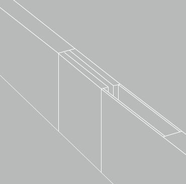C形推拉门创意设计