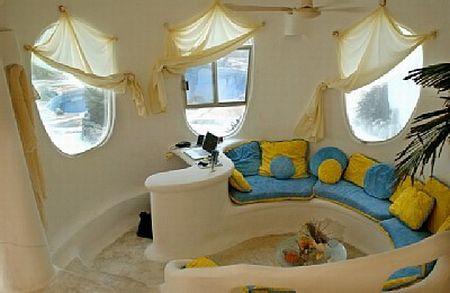 别致的贝壳小屋创意设计