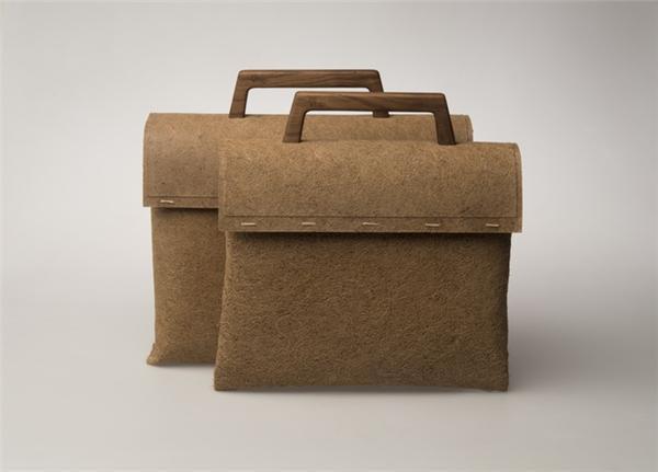 可降解公文包创意,环保又大气