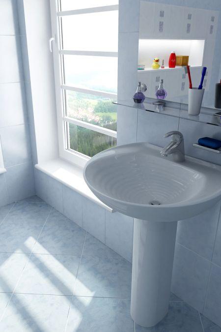 方便洗衣服的洗手池创意设计