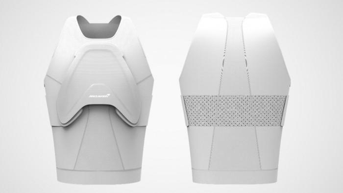 为亿万富豪量身定制的碳纤维护甲创意设计