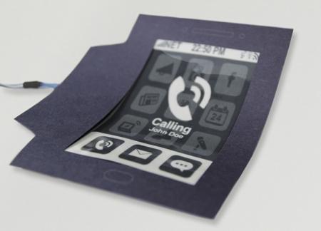 来电变形手机创意设计