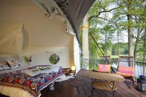 悬浮树屋创意设计