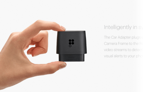 RearVision车牌架后视摄像头创意,前苹果工程师开发