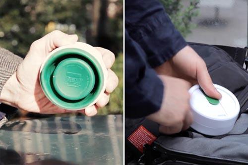 能折叠的咖啡杯创意设计