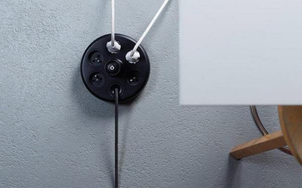 排插理线器创意设计