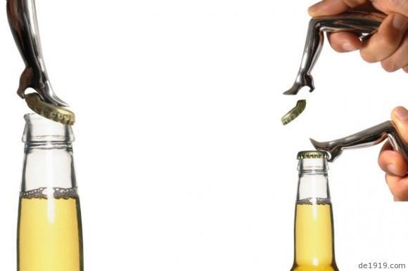 性感的开瓶器创意设计