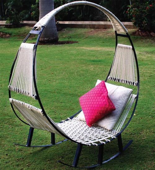 吊床与摇椅创意设计