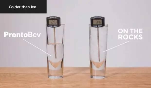 30秒快速冷冻容器创意设计