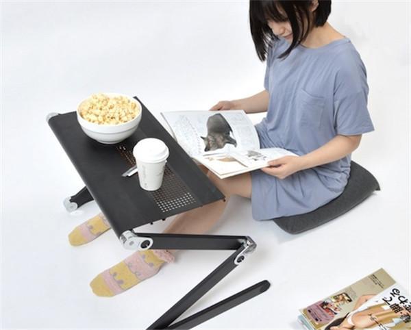 懒人折叠电脑桌创意设计