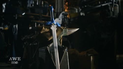 终极铁匠打造真实游戏电影武器创意设计