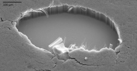 美国宇航局研发的超黑材料可吸收99%背景光创意设计
