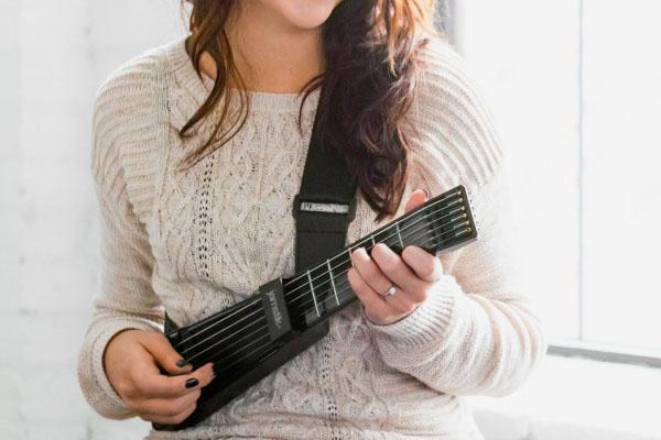 智能吉他jamstik+创意设计