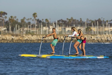 脚踏式水上滑板创意,Mirage,Eclipse创意设计