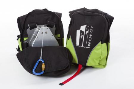 skysaver速降逃生背包创意设计