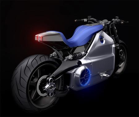 全球最牛电动摩托车创意设计