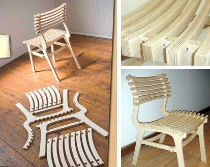 积木椅子创意设计