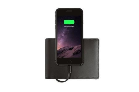 带充电功能的钱包创意设计