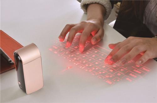 ICON-i控镭射键盘创意设计