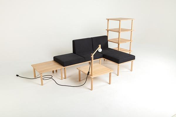 模块化组合家具创意设计