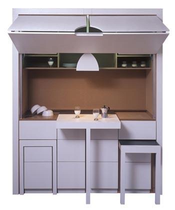柜子厨房创意设计