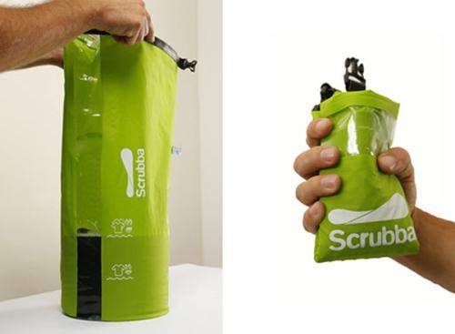 懒人洗衣袋创意设计