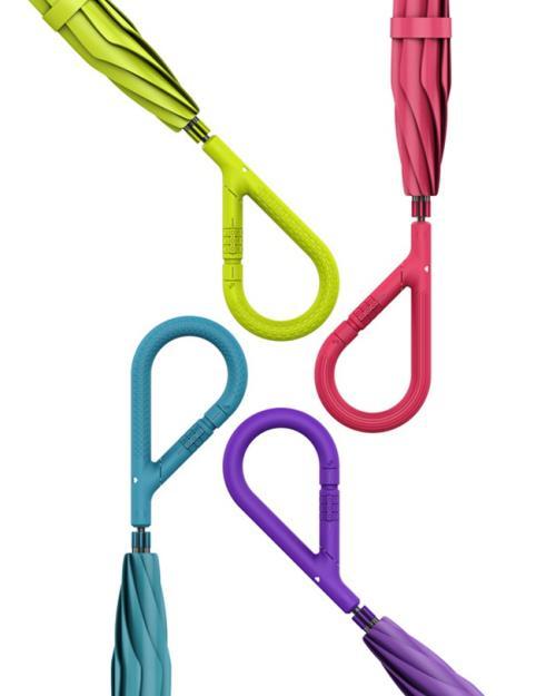 Uberella创意,防盗雨伞创意设计