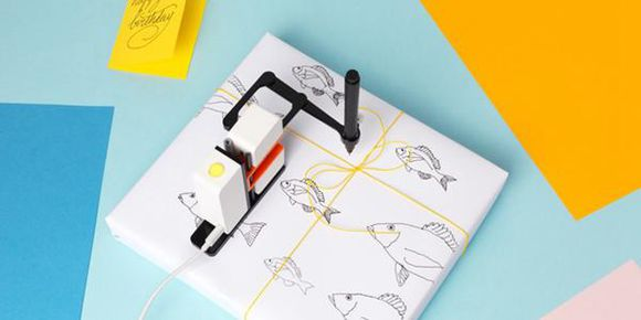 Line-us手写模仿小机器人创意设计
