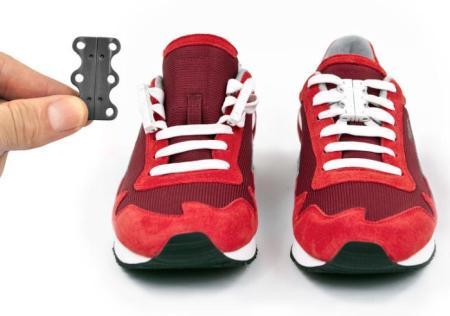 磁性鞋带扣创意,让你不用系鞋带创意设计