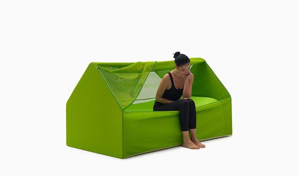 折叠气垫床创意设计