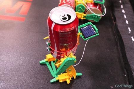 将废旧瓶罐变成玩具神奇的套件创意设计