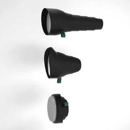 可伸缩手电筒创意设计
