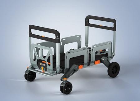 EROVR创意,变化多端手推车创意设计