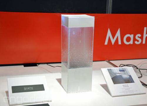 可视化天气预报器 Tempescope创意设计