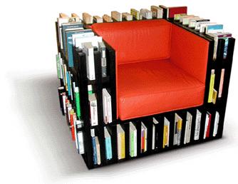 书椅子创意设计