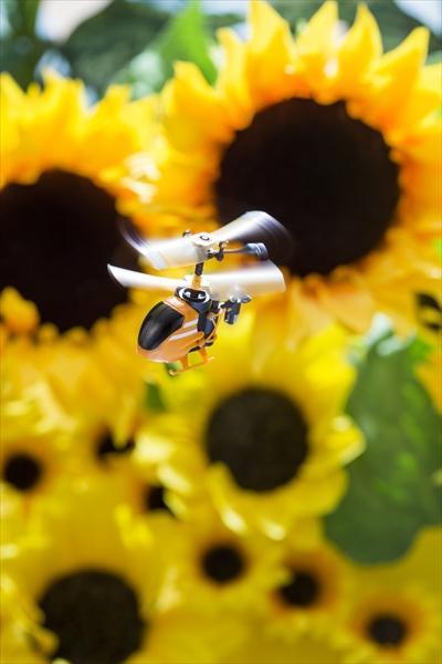全球最小遥控直升机创意设计