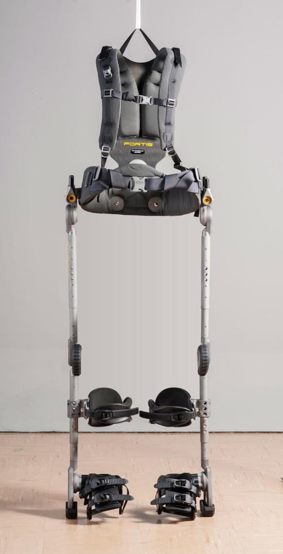 FORTIS外骨骼设备创意,可提高人体力量