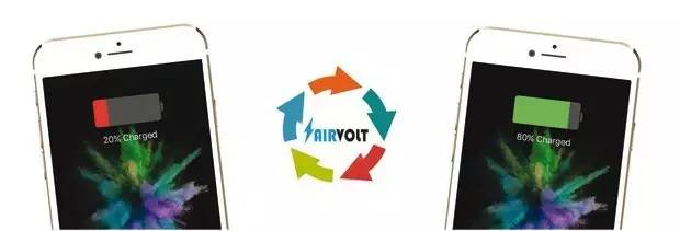 AirVolt真正的远程无线充电器创意设计
