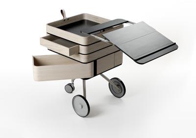 多功能书桌创意设计