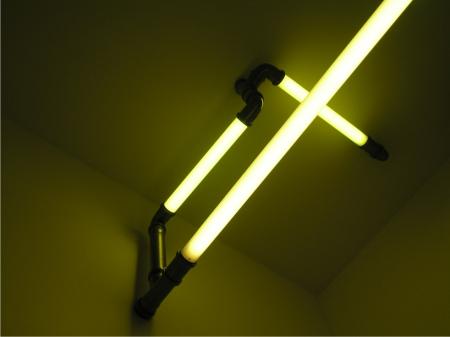 随意组合钢管灯创意设计