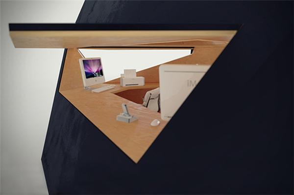 模块化私人小空间创意设计