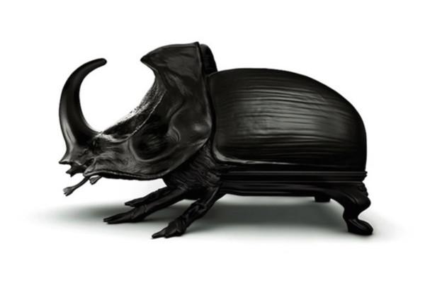 霸气甲壳虫座椅创意设计